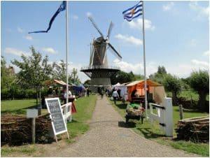 Nationale Molendag en Boerenmarkt bij molen De Vijf Gebroeders @ Molen de Vijf Gebroeders Heinkenszand | Heinkenszand | Zeeland | Nederland
