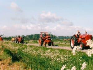 Rondrit Oude Trekkers op Zuid Beveland @ Trekkermuseum Nisse | 's-Gravenpolder | Zeeland | Nederland