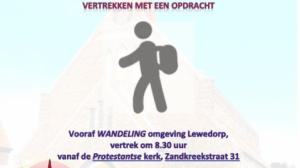 Hemelvaartsviering met vooraf wandeling Lewedorp @ RK Kerk burgemeester lewestraat lewedorp | Lewedorp | Zeeland | Nederland