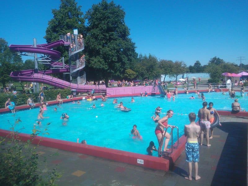 zwembad stelleplas
