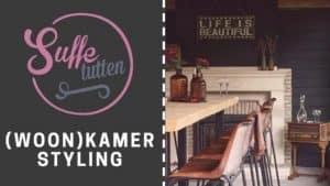 Suffe tutten presenteert: workshop; (woon)kamer styling @ Styl Lin | Kwadendamme | Zeeland | Nederland