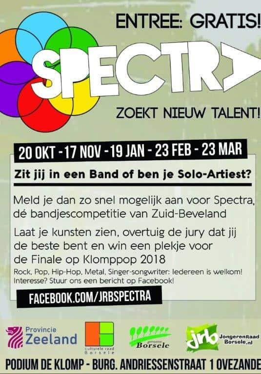 Spectra @ Podium de Klomp | Ovezande | Zeeland | Nederland