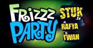 Frizzz Feest (alcohol vrij) met STUKtv @ De Stenge | Heinkenszand | Zeeland | Nederland