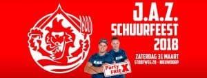 JAZ Schuurfeest @ Nieuwdorp | Zeeland | Nederland