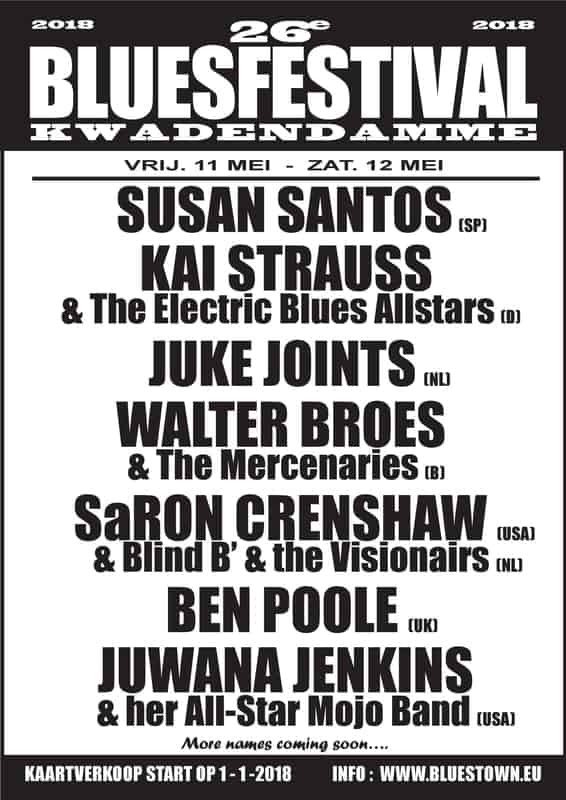 Bluesfestival @ Kwadendamme | Kwadendamme | Zeeland | Nederland