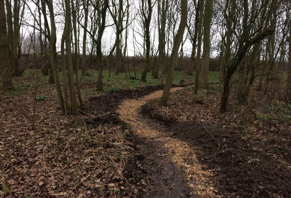 MTB route Landschapspark Borsele