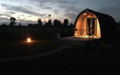 Een boost voor Bijzondere Overnachtingsplaatsen Borsele (BOB's)