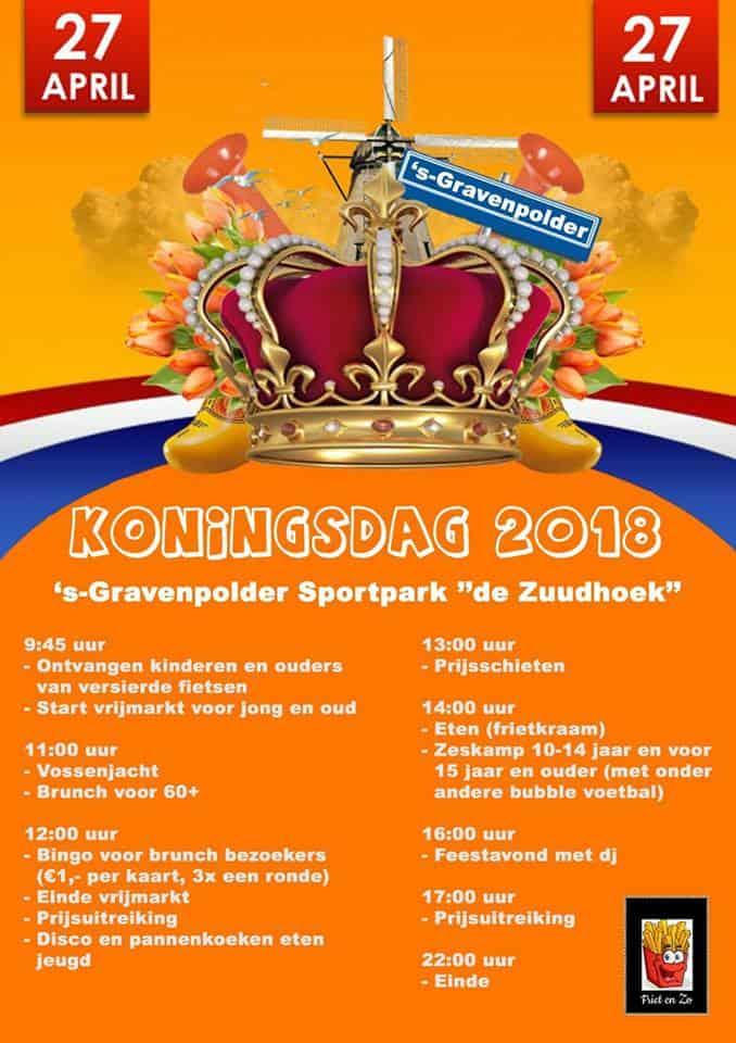 Koningsdag 's Gravenpolder @ 's-Gravenpolder | Zeeland | Nederland