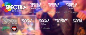 Spectra Voorronde @ Podium de Klomp | Ovezande | Zeeland | Nederland