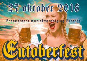 Euterpe organiseert Eutoberfest @ de Stenge Heinkenszand | Heinkenszand | Zeeland | Nederland