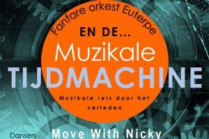 Themaconcert 'Euterpe en haar muzikale tijdmachine' @ De Stenge | Heinkenszand | Zeeland | Nederland
