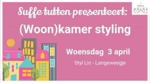 Suffe tutten woonkamerstyling met STYL-LIN @ STYL-LIN op t Langeweegje | Kwadendamme | Zeeland | Netherlands
