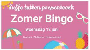 Suffe tutten Zomerbingo @ Restaurant/Brasserie Stelleplas | Heinkenszand | Zeeland | Netherlands