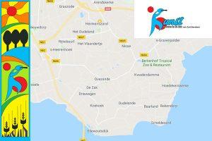 Open Atelier Route Kunstspeuren in de Zak @ Diverse locaties binnen de gemeente Borsele