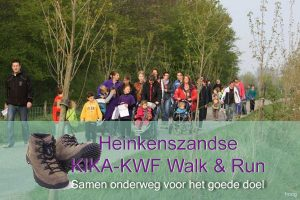 Heinkenszandse Kika-KWF Walk & Run - Avondvierdaagse @ De Stenge