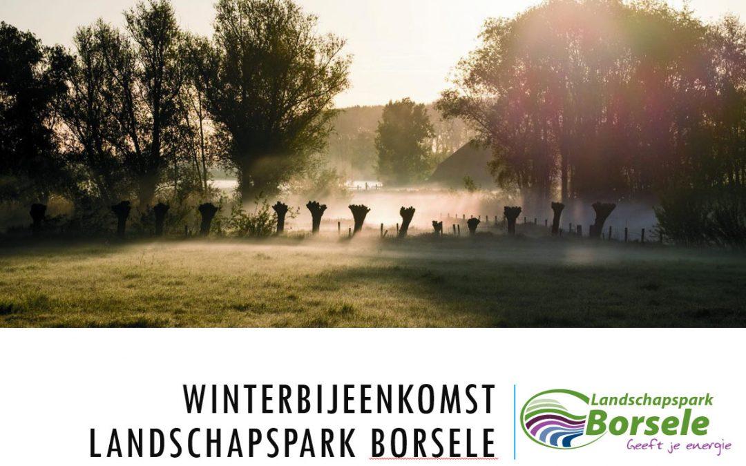 Winterbijeenkomst 28 januari 2019