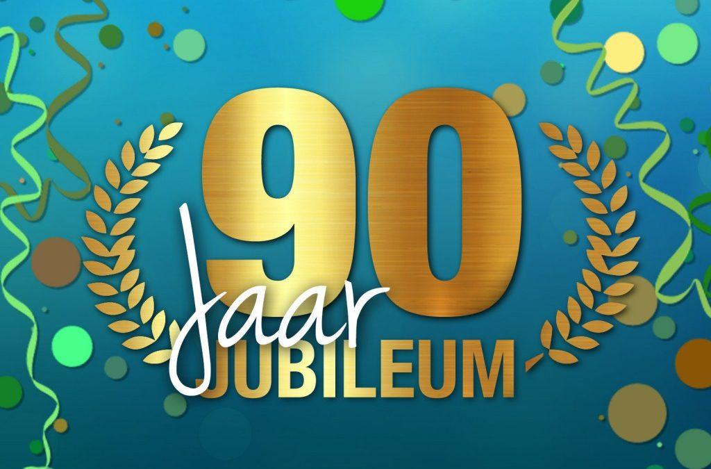 Feestweekend 90-jarig jubileum Lewedorp