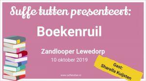 Suffe tutten boekenruil @ Dorpshuis De Zandlooper | Lewedorp | Zeeland | Nederland