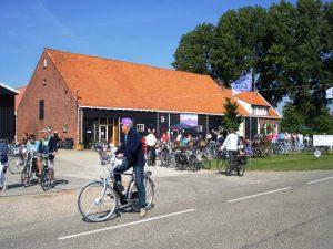 Zwarte bessen fietsdag @ Boonman Wijnmakerij | Nieuwdorp | Zeeland | Nederland
