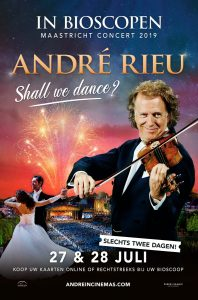 Andre Rieu @ DaVinci Cinema Goes | Goes | Zeeland | Nederland