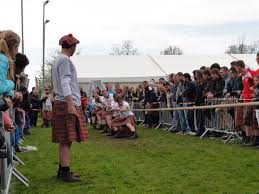 Highlandgames Driewegen