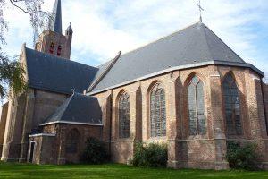 Lezing Carel ter Linden @ Mariakerk, Dorpsplein Nisse | Nisse | Zeeland | Nederland