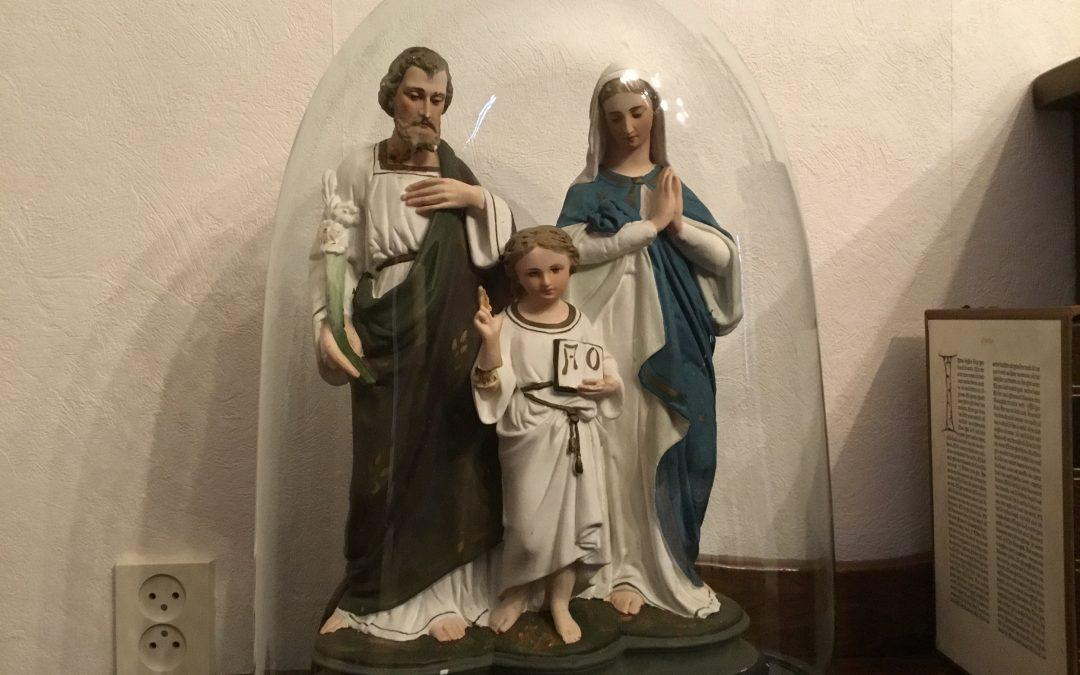 St. Jozef en de H. Familie in de kijker