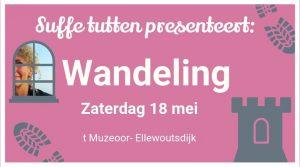Suffe tutten wandelen in Ellewoutsdijk @ 't Muzeoor Ellewoutsdijk | Ellewoutsdijk | Zeeland | Nederland