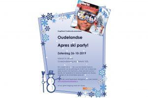 Oudelandse aprés ski party met feest DJ Maurice @ Ovezandseweg Oudelande | Oudelande | Zeeland | Nederland