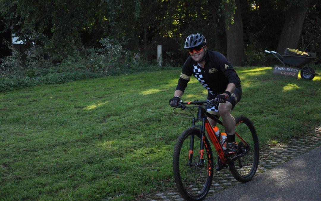 Mountainbikeroute door Landschapspark Borsele
