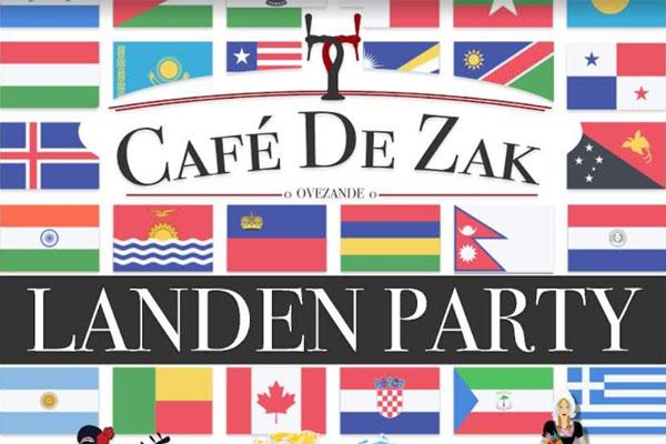 Landen Party