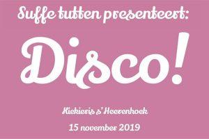 Suffe tutten Disco @ Kiekieris | 's-Heerenhoek | Zeeland | Nederland