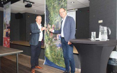 Stichting vanaf 1 oktober verantwoordelijk voor de promotie van het Landschapspark Borsele
