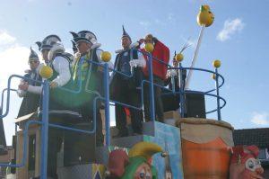 Carnavalsoptocht Paerehat @ Paerehat ('s Heerenhoek)