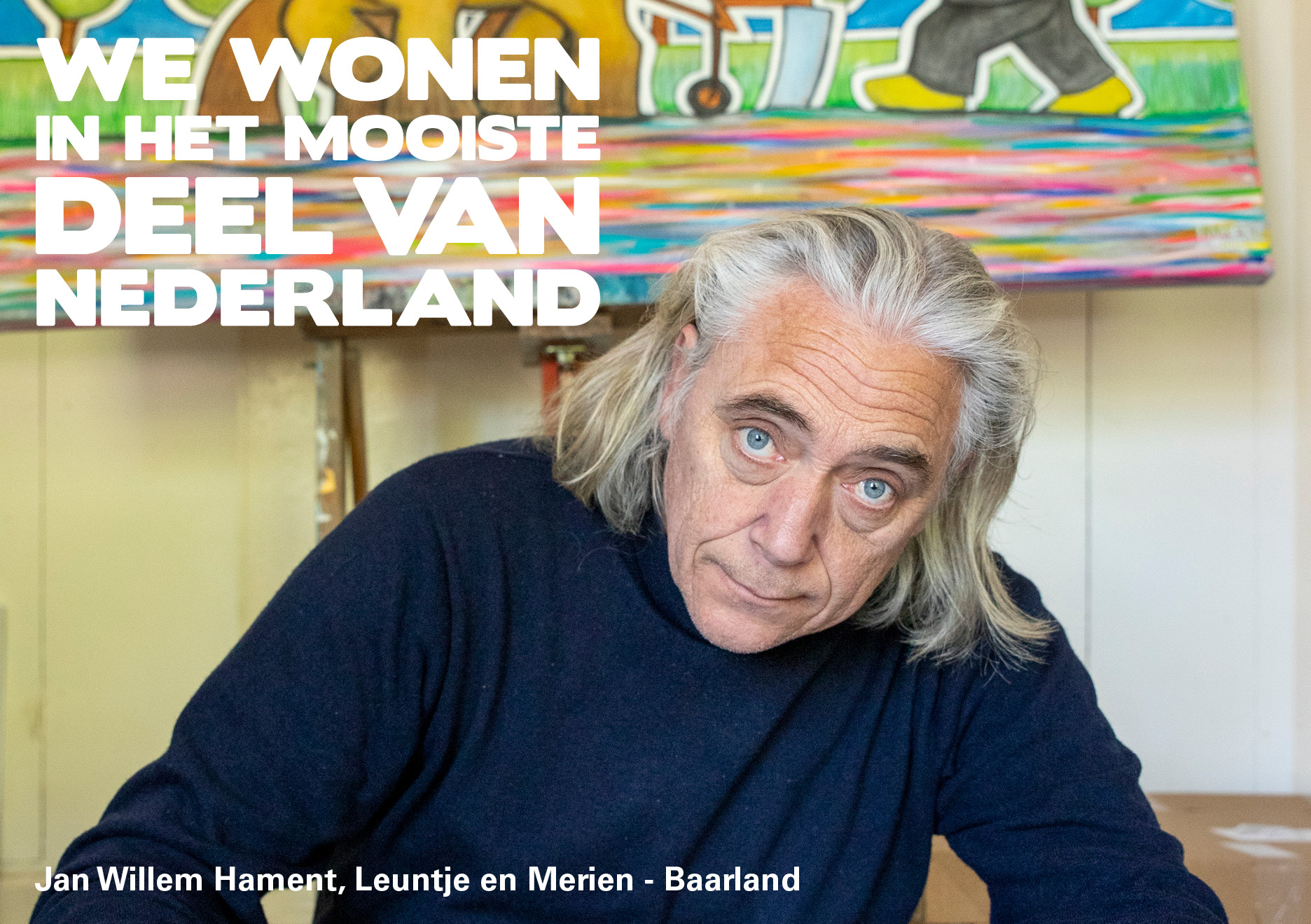 Jan Willem Hament - Leuntje en Merien