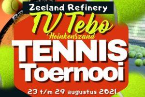 Zeeland Refinery Tebo Toernooi 2021 @ Heinkenszand | Heinkenszand | Zeeland | Nederland